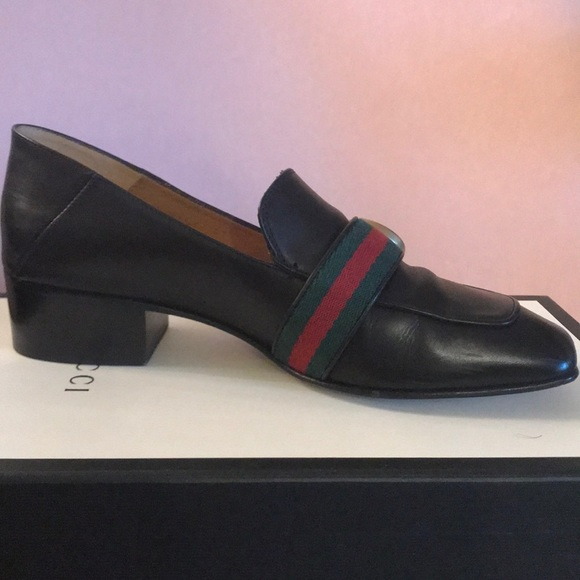 aa6c0f879 Gucci Shoes | Gg Webb Loafers | Poshmark